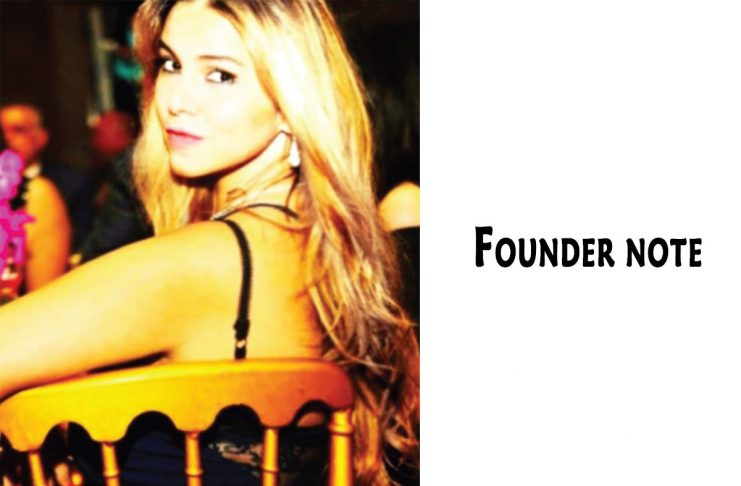 founder note